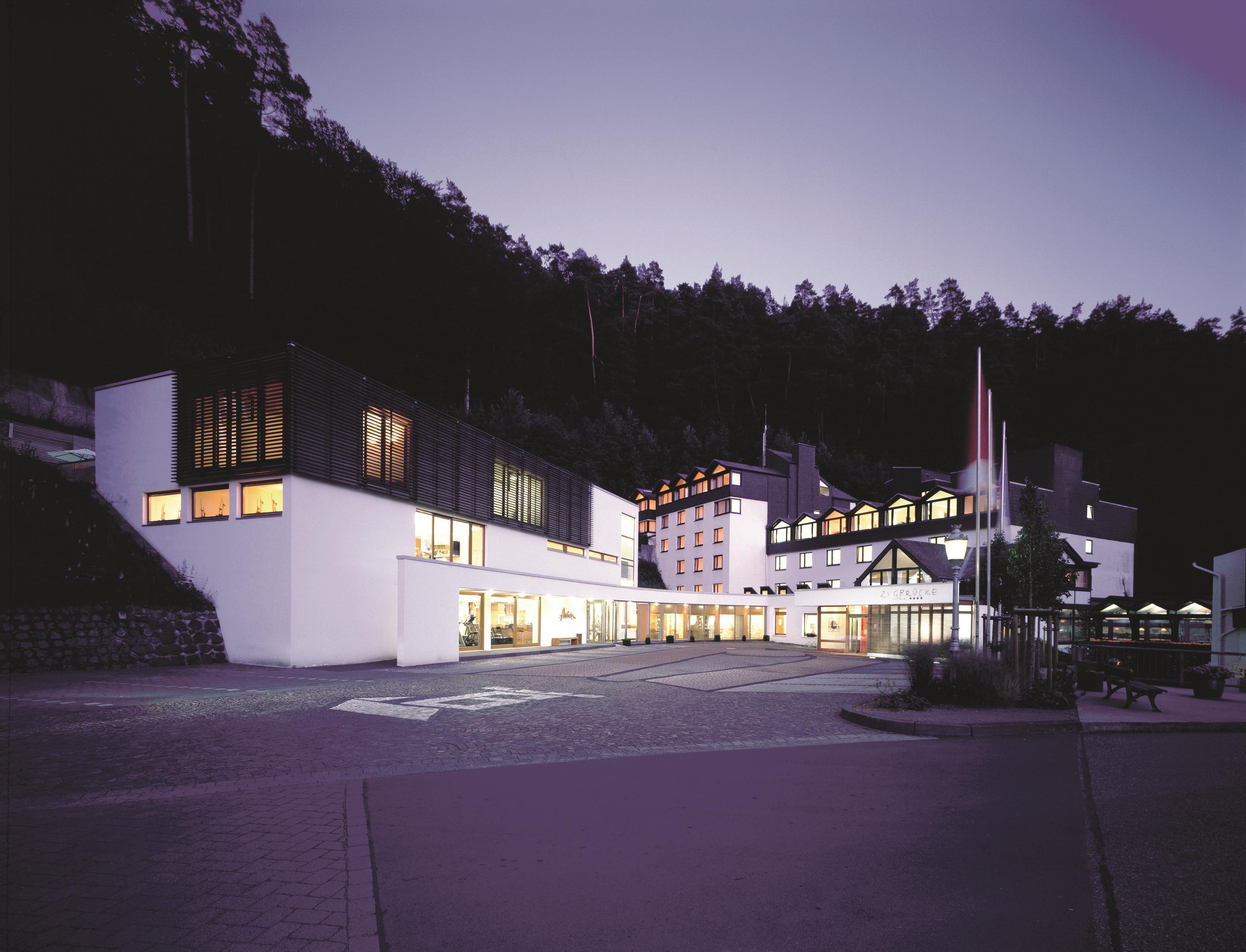 Hotel zugbr cke responsive design hotel webseite for Design hotels deutschland